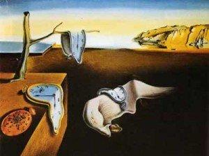 "DALI Salvador, ""La persistance de la memoire"", 1931, huile sur toile, 24 × 33 cm, MoMa, New York"