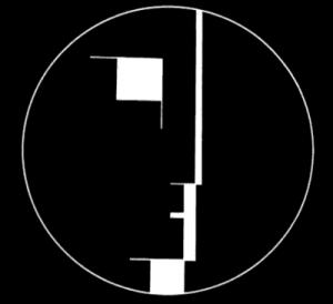 Logo du Bauhaus créé en 1922