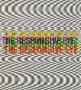 The Responsive Eye, catalogue de l'exposition, 1965, MoMa,